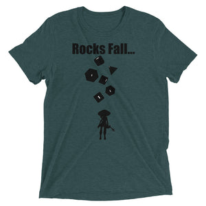 Ladies Rocks Fall Crew