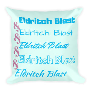 Eldritch Throw Pillow