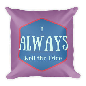 Always Rollin' Pillow