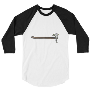 Open image in slideshow, Unisex Axe Me Raglan