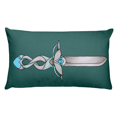Dagger Pillow