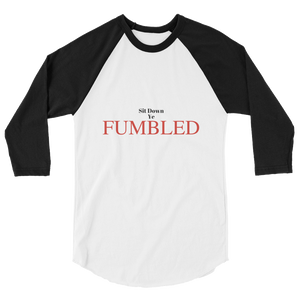Open image in slideshow, Unisex Ye Fumbled Raglan