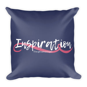 Inspiration Pillow