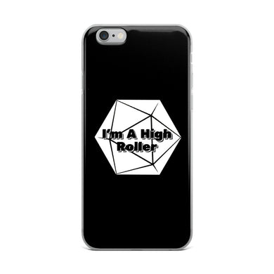 High Roller iPhone Case