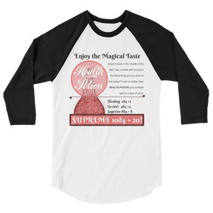 Open image in slideshow, Healthy Raglan