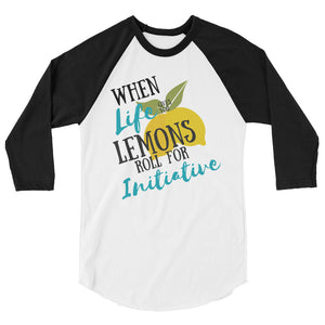 Unisex Lemon Initiative Reglan
