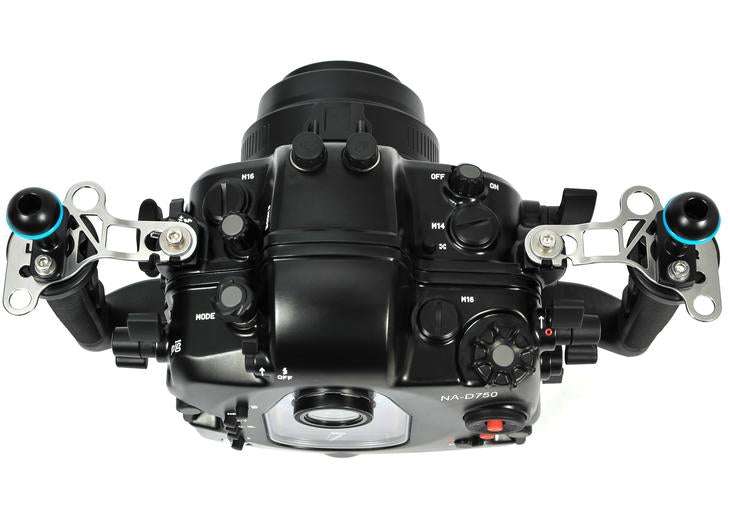Nauticam NA-D750 housing for Nikon D750 camera