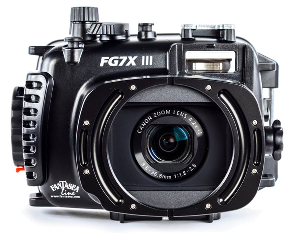 Fantasea FG7XIII M16 Housing for Canon G7X Mark III Camera Basic Version