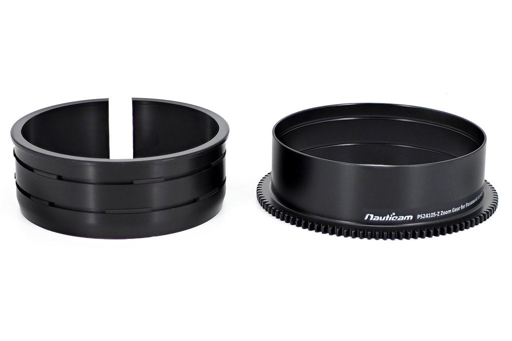 Nauticam PS24105-Z Zoom Gear for Panasonic Lumix S 24-105 f4