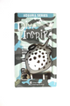 Dive Insipre Luggage Tag Maple Marbled Stingray