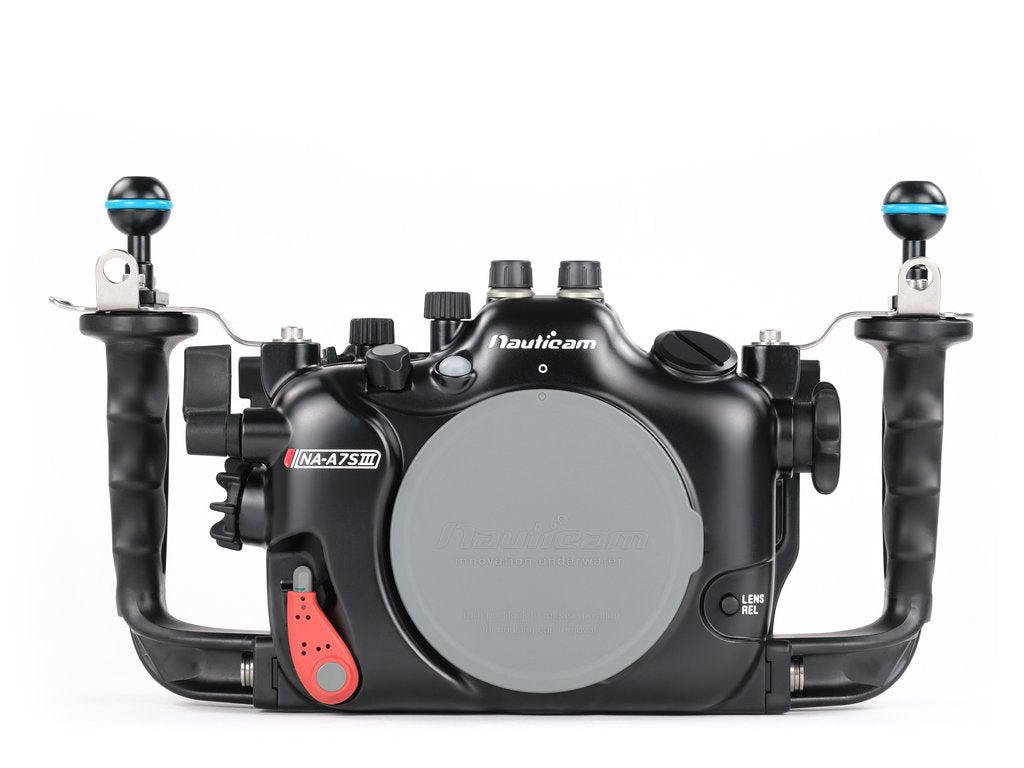 Nauticam NA-A7SIII Housing for Sony A7SIII Camera