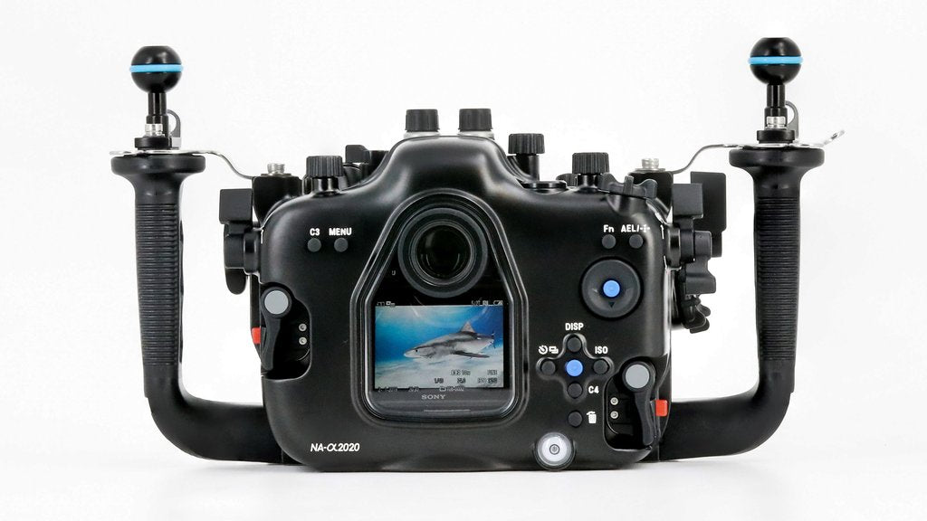 Nauticam NA A2020 Housing for Sony A9II/A7RIV Camera (with HDMI 2.0 support)