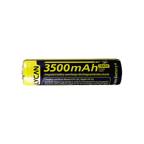 Lycan Battery 18650 3500mAh