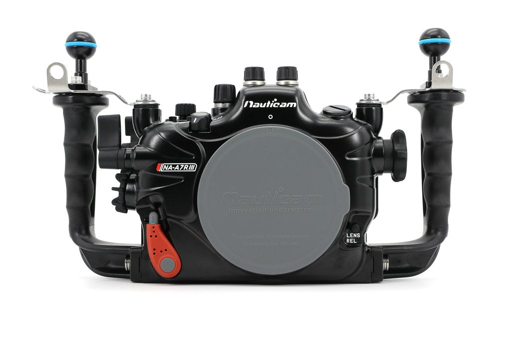 Nauticam NA-A7RIII Housing for Sony A7R III Camera