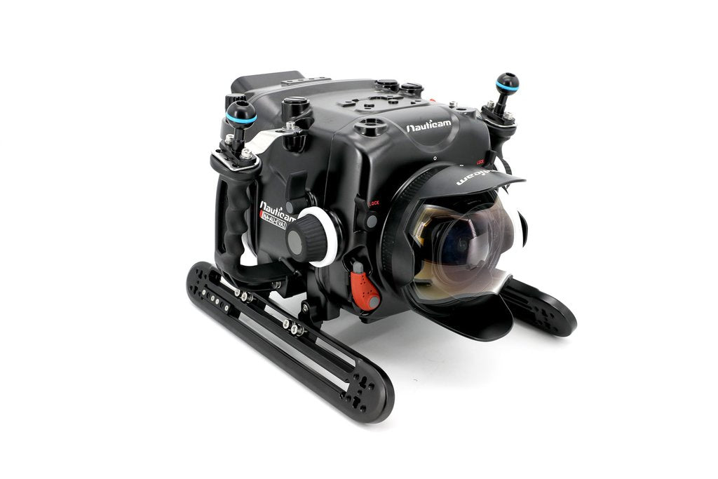 Nauticam NA-EVA1 Housing for Panasonic AU-EVA1 5.7K Super 35 Handheld Cinema Camera