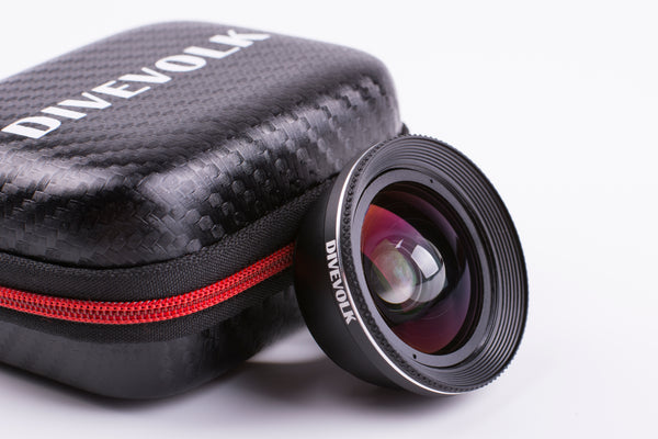 DiveVolk Sealense Macro Wet lens for SeaTouch PRO One Set