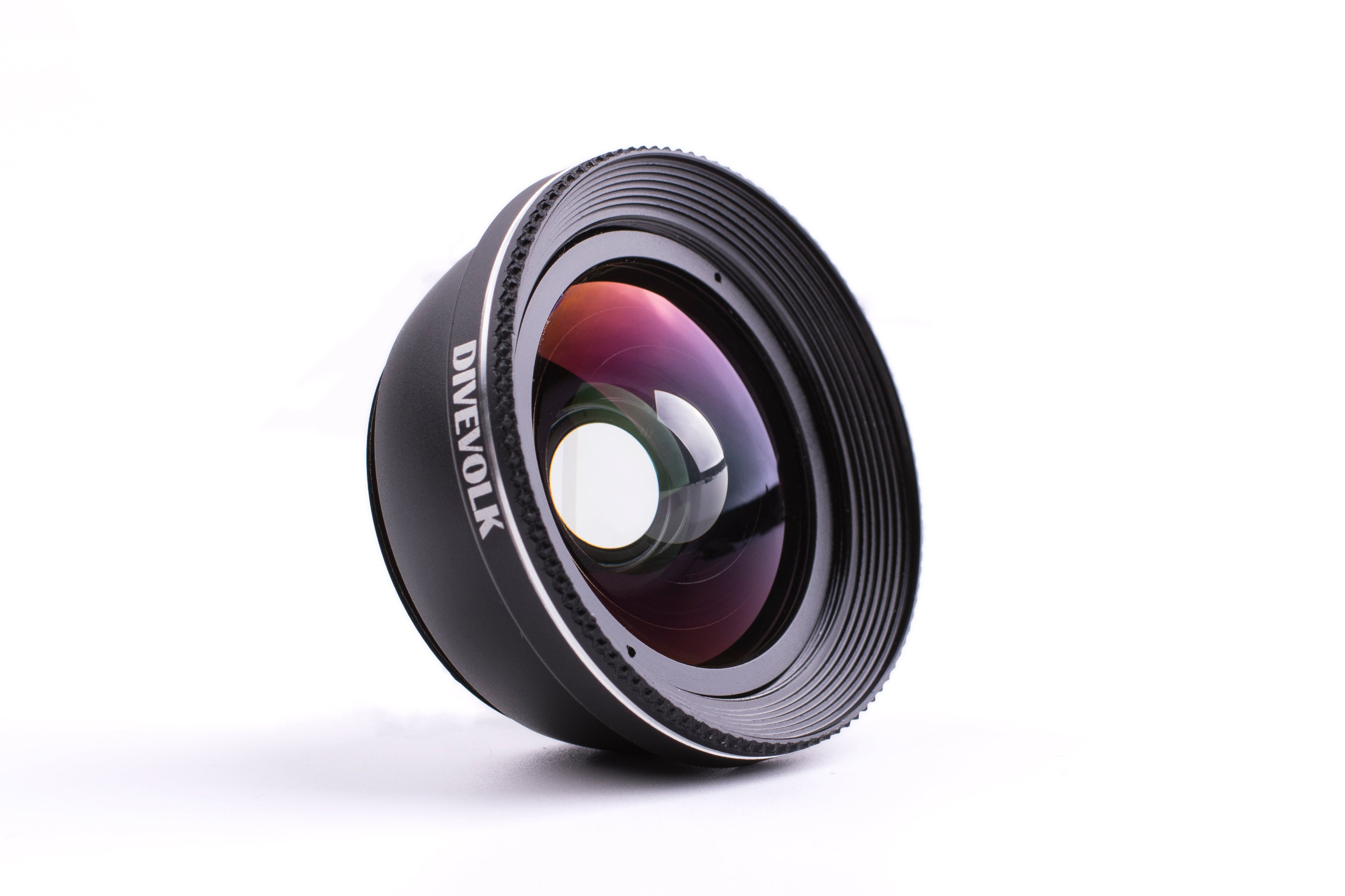 DiveVolk SeaLense Wide Angle Wet Lens for SeaTouch PRO, 105 degree underwater