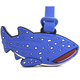 Dive Insipre Luggage Tag William Whale Shark