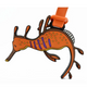 Dive Insipre Luggage Tag Weedy Seadragon Luggage Tag
