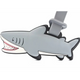 Dive Insipre Luggage Tag Bruce Black Tip Reef Shark