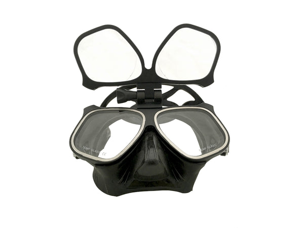 10Bar Mask with Flipping Diopter Lens