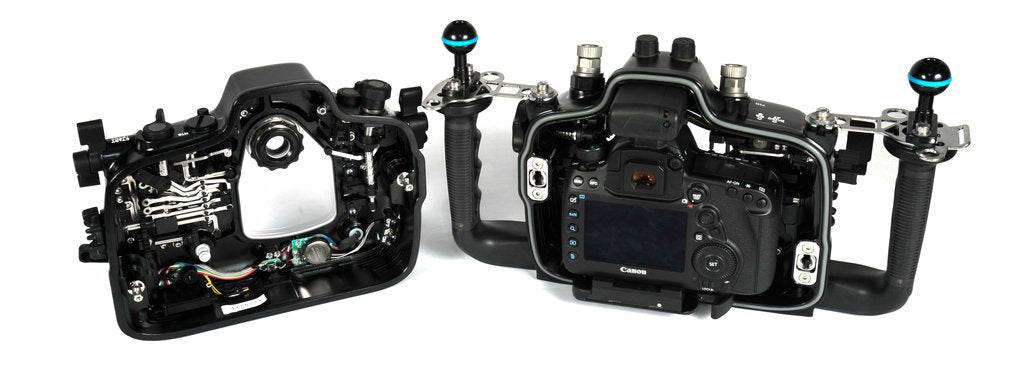 Nauticam NA-5DIV Housing for Canon EOS 5D Mark IV Camera
