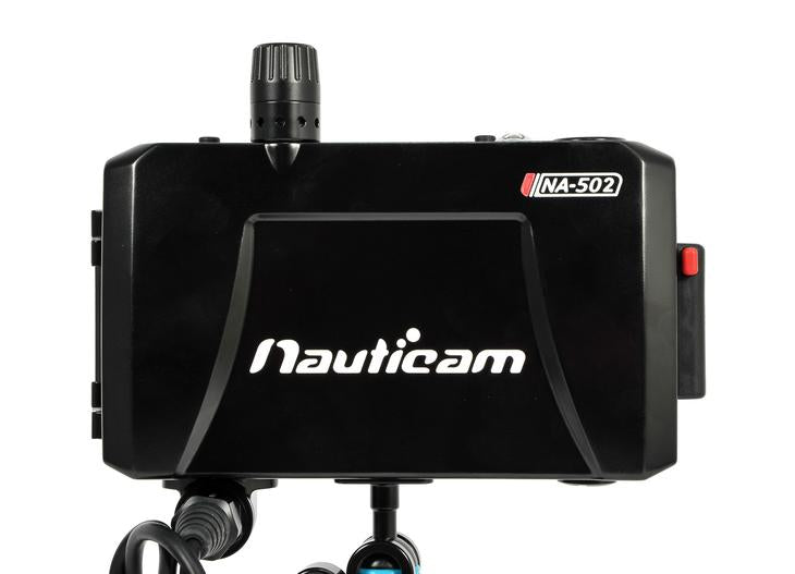 Nauticam NA-502H housing for Small HD 502 5-inch HD monitor with HDMI 1.4 input support
