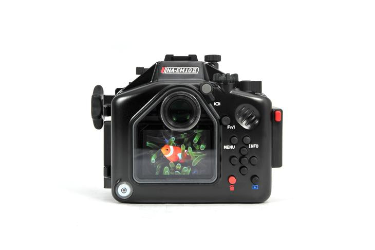 Nauticam NA-EM10II housing for Olympus OM-D E-M10 II camera