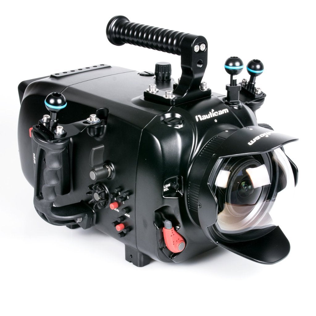 Nauticam Epic LT for Red Epic & Scarlet (N120 Port, SmallHD502)