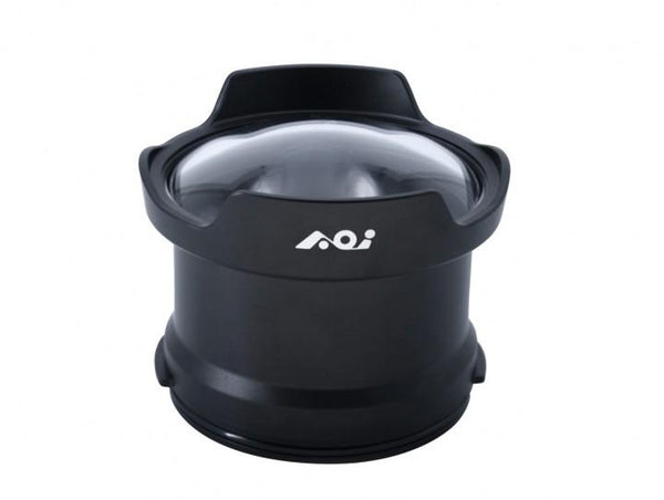 "AOI 4"" Semi-Dome Port for Olympus OM-D Housing"