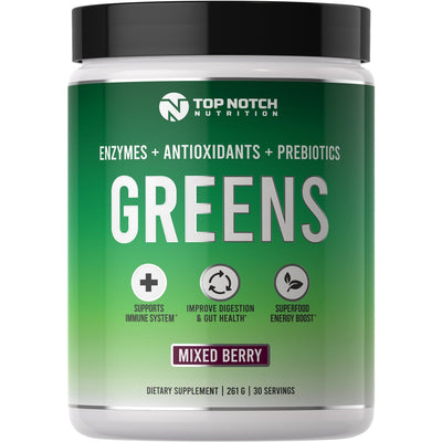 GREENS - Top Notch Nutrition
