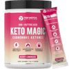 KETO MAGIC (with Patented KETOBHBA®)