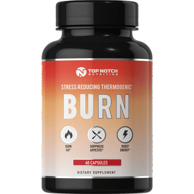 BURN - 4-in-1 Fat Burner - Top Notch Nutrition