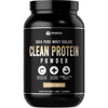 ALL NEW! CLEAN PROTEIN - 100% WHEY ISOLATE