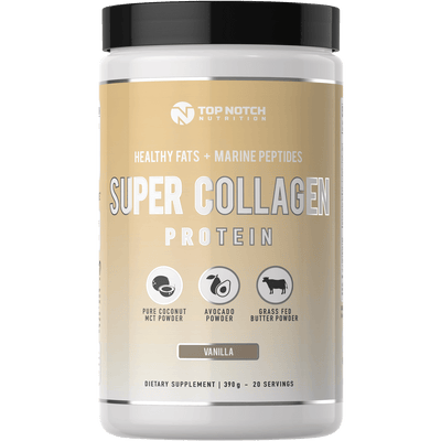SUPER COLLAGEN - Top Notch Nutrition