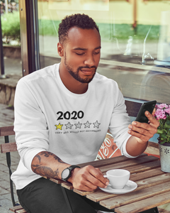 The 2020 rating shirt
