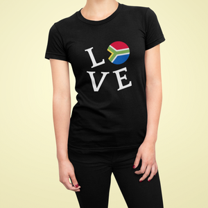 The Love South Africa Shirt
