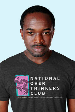 The Over Thinkers Club Shirt