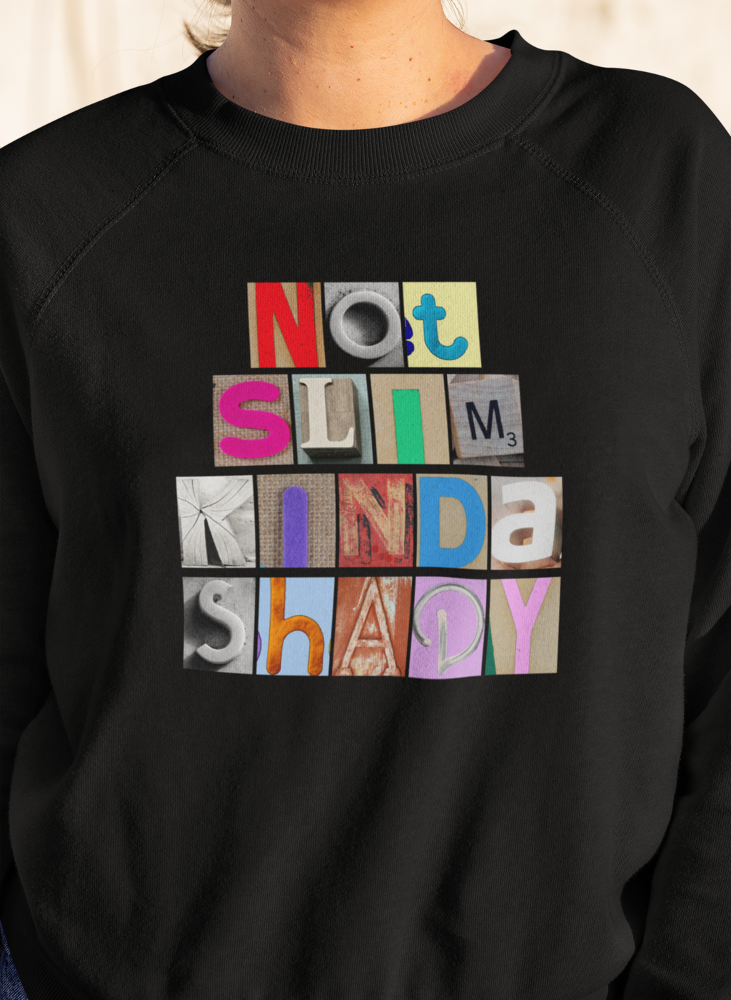 The Not Slim Kinda Shady Shirt