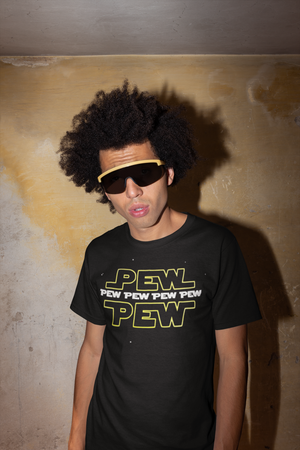The Pew Pew Shirt
