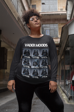 The Vader Moods Shirt