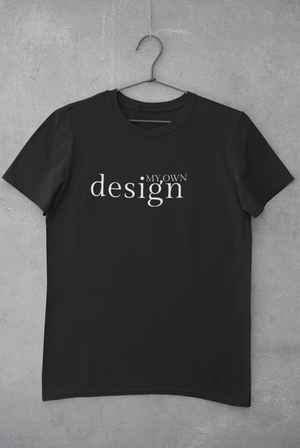 The Design Your Own Shirt