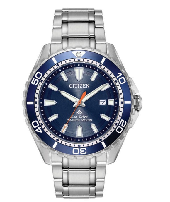 Citizen, Watch, Promaster, Diver, BN0191-55L,Eco Drive, Gents, Water Resistant 200 metres, Watch