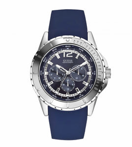 Guess W0485G3 Maverick, Gents, Silicone  Srap,  Cronograph
