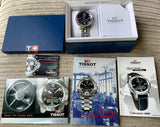 Tissot Navigator 3000, Alarm, Chronograph watch,  Preowned.