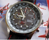 Citizen, Watch, CA0080-3E, Red Arrows, World Chronograph, Eco Drive,