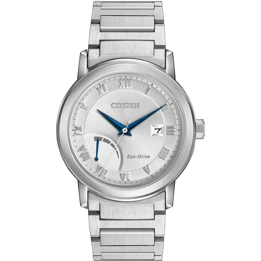 Citizen AW7020-51A, PRT, Eco Drive, Gents, Power Reserve.