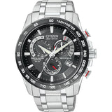Citizen, Watch, A4008-51E Eco Drive, Gents, Perpetual Chronograph Watch