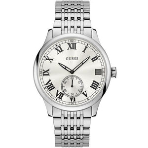Guess W1078G1 Cambridge Gents Stainless Steel Bracelet Watch