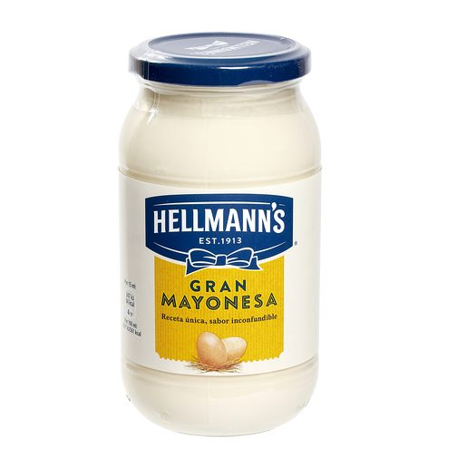 Mayonesa Hellmanns 450ML